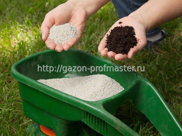 мочевина для газона инструкция - фото 3
